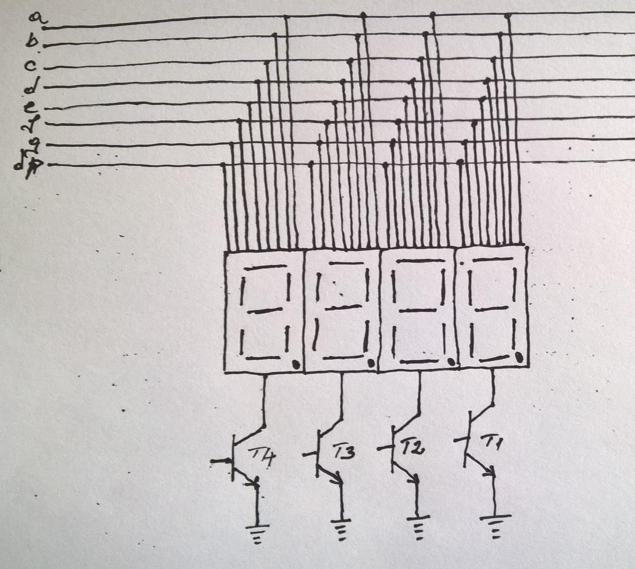 transistor bcd